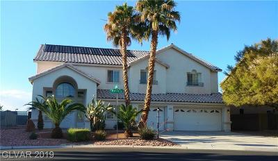 Silverado Ranch Single Family Home Under Contract - Show: 214 Molly Court