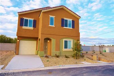 Las Vegas Single Family Home For Sale: 4140 Chamisa Cove Street