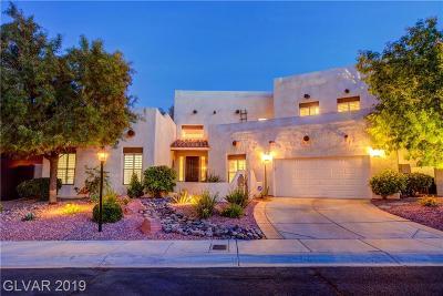 Centennial Hills Single Family Home For Sale: 8205 Eagledancer Avenue