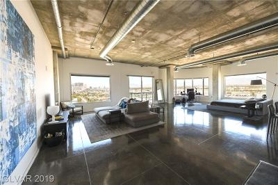 Newport Lofts, Soho Lofts, Juhl, The Ogden High Rise For Sale: 900 Las Vegas Boulevard #905