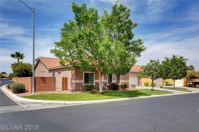 Las Vegas Single Family Home For Sale: 9872 Masterpiece Drive