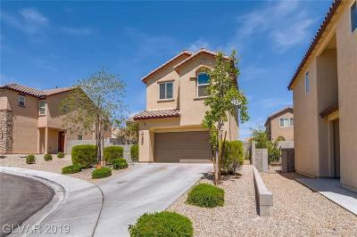 Las Vegas Single Family Home Under Contract - Show: 9148 Checkerboard Court