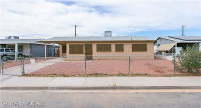 North Las Vegas Single Family Home Under Contract - Show: 2024 Carver Avenue