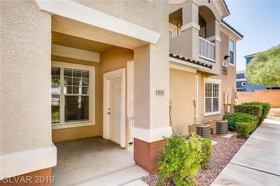 North Las Vegas Condo/Townhouse For Sale: 5855 Valley Drive #1055