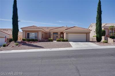Sun City Summerlin Single Family Home For Sale: 10525 Shoalhaven Drive