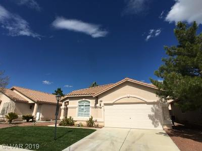 Silverado Ranch Single Family Home For Sale: 9858 Jazzy June Street