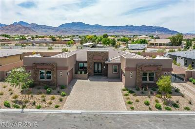 Las Vegas Single Family Home For Sale: 6135 Pebble Glen Court
