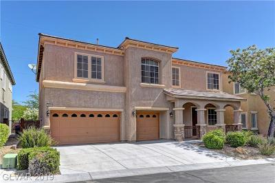 Las Vegas NV Single Family Home For Sale: $529,000
