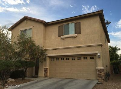 Las Vegas Single Family Home For Sale: 9166 Placer Bullion Avenue