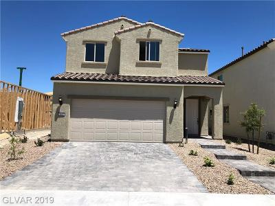 North Las Vegas NV Single Family Home For Sale: $296,968