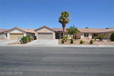 North Las Vegas Single Family Home For Sale: 4114 Hollis Street