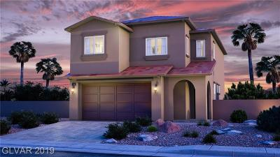 North Las Vegas NV Single Family Home For Sale: $341,003