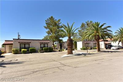 Las Vegas Multi Family Home Under Contract - No Show: 5071 Ranchovilla Court