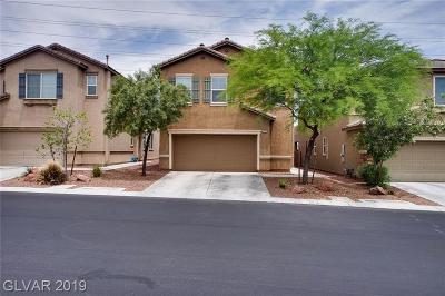 Single Family Home For Sale: 7736 Houston Peak Street