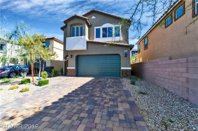 Las Vegas Single Family Home Under Contract - Show: 9080 Drummer Bay Avenue