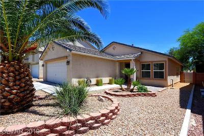 Single Family Home For Sale: 8320 Highland Ranch Street