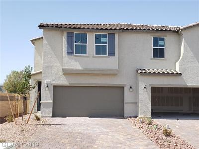 North Las Vegas NV Single Family Home For Sale: $258,956