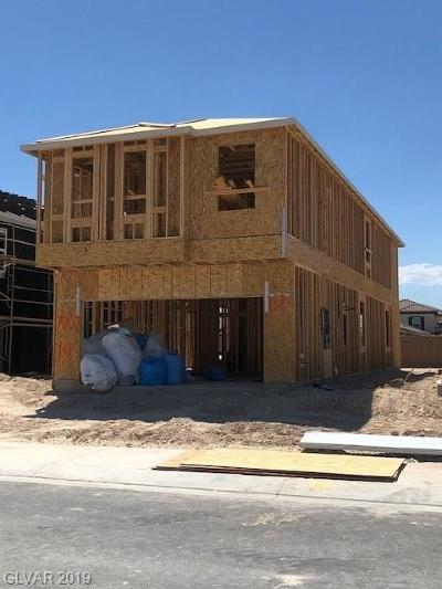 North Las Vegas Single Family Home For Sale: 7207 Quiet Spring Street
