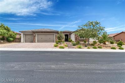 Las Vegas Single Family Home For Sale: 9776 Jamies Jewel Way