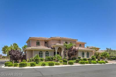 Single Family Home For Sale: 4346 Micahs Canyon Court