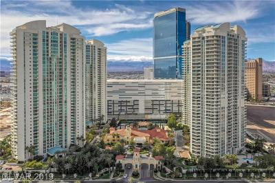 High Rise For Sale: 2777 Paradise Road #2101
