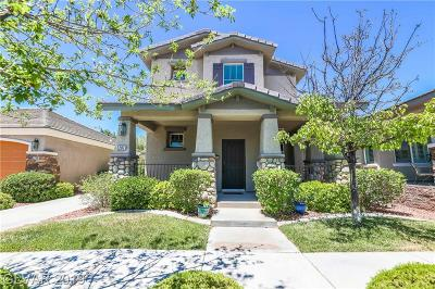 Single Family Home For Sale: 2207 Desert Prairie Street