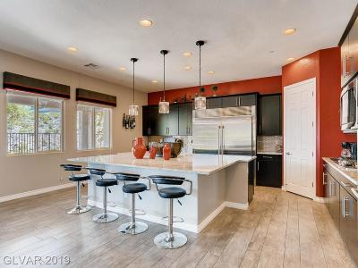Henderson NV Single Family Home For Sale: $719,900