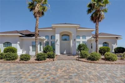 Centennial Hills Single Family Home For Sale: 6240 Hualapai Way