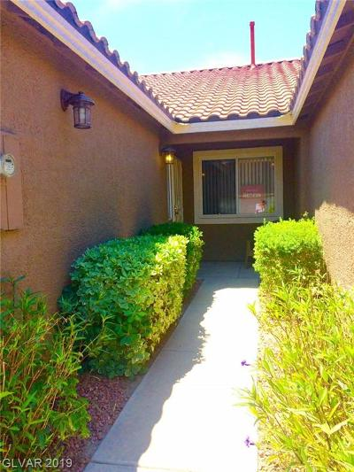 Henderson Condo/Townhouse For Sale: 387 Blanca Springs Drive