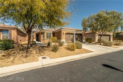 North Las Vegas Single Family Home For Sale: 3852 Citrus Heights Avenue