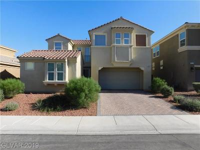 North Las Vegas Single Family Home For Sale: 3621 Kingfishers Catch Avenue
