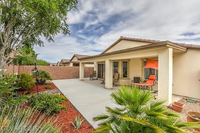 North Las Vegas Single Family Home For Sale: 3756 Citrus Heights Avenue