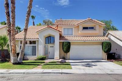 North Las Vegas Single Family Home For Sale: 1683 Black Hills Way