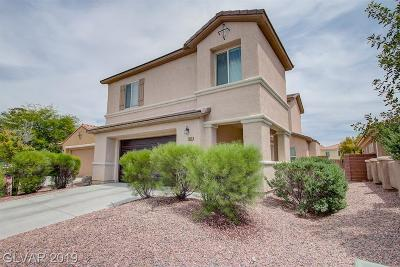 North Las Vegas Single Family Home For Sale: 7028 Diver Avenue