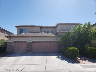 Centennial Hills Single Family Home For Sale: 5912 Tipperary Street