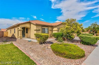 North Las Vegas Single Family Home For Sale: 2916 Crackling Leaves Avenue