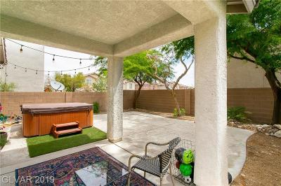 Las Vegas Single Family Home For Sale: 10164 Nolinas Street