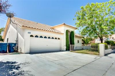 Centennial Hills Single Family Home For Sale: 8995 Sidebrook Court