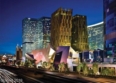 High Rise For Sale: 3726 Las Vegas Boulevard #2206