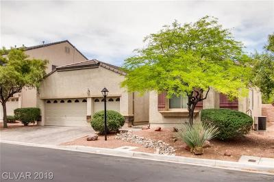Centennial Hills Single Family Home For Sale: 8228 Preppy Fox Avenue