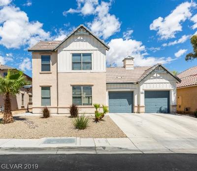 North Las Vegas Single Family Home For Sale: 5622 Wedgefield Street
