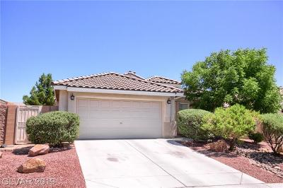 North Las Vegas Single Family Home For Sale: 4524 Silverwind Road