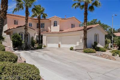 Henderson Single Family Home For Sale: 1850 Whispering Circle