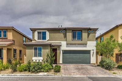North Las Vegas Single Family Home For Sale: 5213 Golden Melody Lane