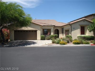 Single Family Home For Sale: 10442 Artful Stone Avenue