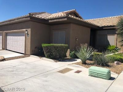 North Las Vegas Condo/Townhouse For Sale: 4773 Wild Draw Drive