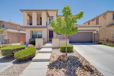 Las Vegas Single Family Home For Sale: 5573 Candle Pine Way
