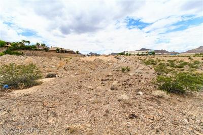 Henderson Residential Lots & Land For Sale: East Paradise Hill