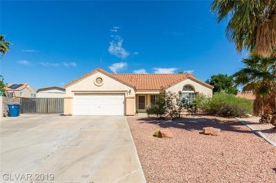 Henderson Single Family Home For Sale: 822 Fuerte Court