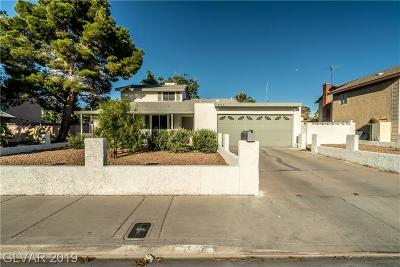 Spring Valley Single Family Home For Sale: 3564 El Camino Road